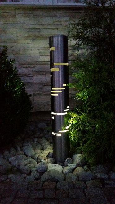 Oświetlenie Ogrodu światło Zewnętrzne Projektowanie