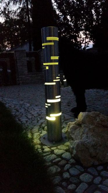 Lampy Ogrodowe Projektowanie Ogrodów Lublin Stawy